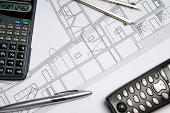gangbare bouwkosten voor bedrijfshuisvesting
